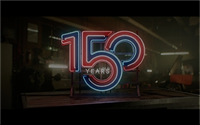 150 Years of BFGoodrich. Watch Video. Opens a Dialog.