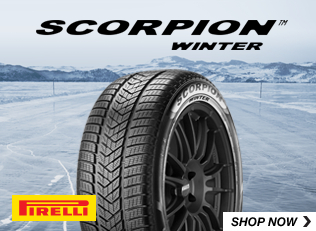 Pirelli Scorpion Winter Tires Shop Now